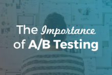 Importance of AB testing