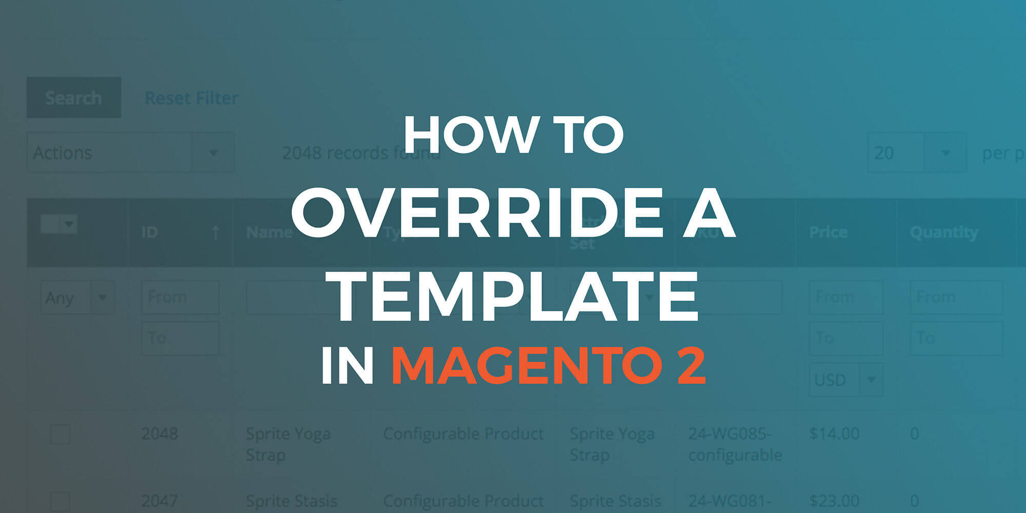 How to override a template in magento 2 classy llama blog altavistaventures Choice Image