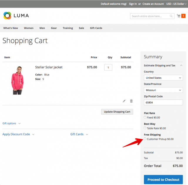 Creating a Shipping Method in Magento 2 - Classy Llama