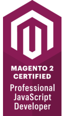 Magento Certified Professional Javascript Developer