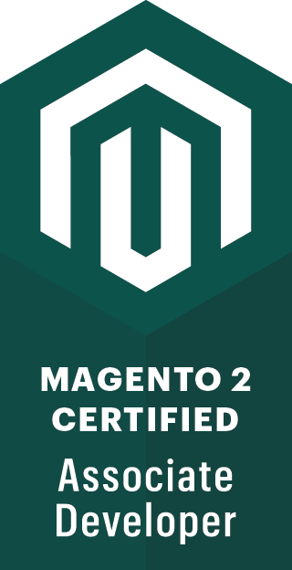Magento 2 Certified Associate Developer