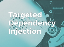 Targeted Dependency Injection