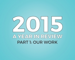 A Classy Year in Review: Our Work from 2015
