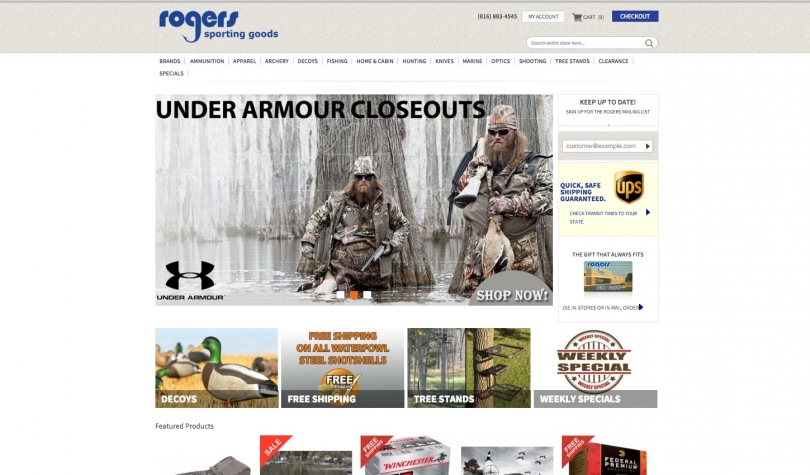 sporting goods store case study Sometimes the most impactful marketing isn't created by marketers, it's just facilitated by them with a goal of increasing the us audience on facebook, global sporting goods company amer sports created a social media contest for customers to submit photos and ambitions for the year along.
